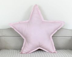Star Shaped Pillow by  ColetteBream