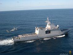 Buque de Acción Marítima (BAM) Meteoro (P-41), Spanish Navy (Armada Española). Littoral Combat Ship.