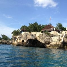 The House of The Mermaids Olympics 2012 right at #TheCaves in #Jamaica