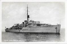 Hr Ms Johan van Nassau 1937