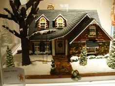 Amazing gingerbread! by wonderland.5, via Flickr
