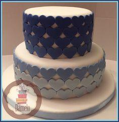 Torta #shower, #matrimonio, #compromiso, #15años