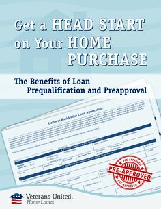 Get a Head Start on Your Home Purchase