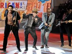 BRUNO MARS BAND ON STAGE IN CONCERT - Google Search