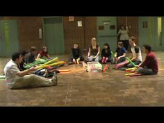 Boomwhackers!! Make your own: http://www.edu-cyberpg.com/Music/classres.html#boom