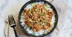 Slow-Cooker Chicken Teriyaki via @PureWow