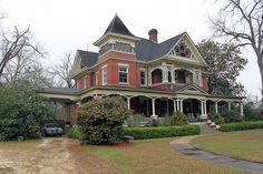Foy-Beasley-Hamilton House in Eufaula, AL