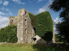 This structure stands on the Black River and was surrounded by six quarters of castle lands. It is a massive square tower, with a spiral staircase. David MacJonyn (Jennings) Blake was owner in 1574, and Ulick, Earl of Clanricarde, then got it by confiscation in 1585. Richard, his successor, got a re-grant of the castle, and four quarters of land in 1610. George French was occupant in 1678, and in 1683 Thomas Blake got it on lease from William Earl of Clanricarde. The Blakes retained it until…