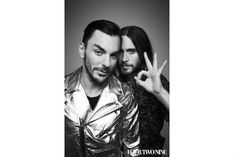 Jared and Shannon Leto photographed for FourTwoNine by Damon Baker | Articles | dot429