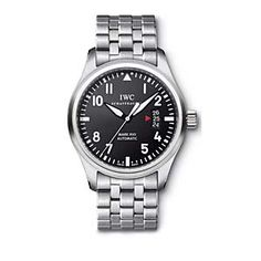 Issued to RAF pilots after WWII, the IWC Mark XVII is one of the most famous military watches ever.