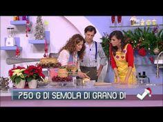 Detto Fatto - Il pane per le feste di Maria Grazia Di Lauro (con Giampiero Judica) 19/12/2013 - YouTube