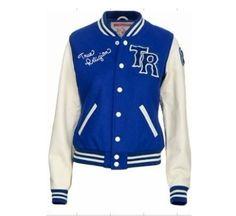Letter TR Mens Letterman Jacket for Winter Sky Blue [Letter TR Mens Letterman Jacket for Winter Sky Blue] - $102.00 : letterman jackets cheap