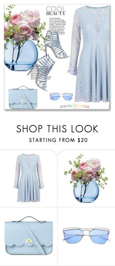 """Staying Summer 17"" by emina-turic ❤ liked on Polyvore featuring LSA International, The Cambridge Satchel Company and Steve Madden"