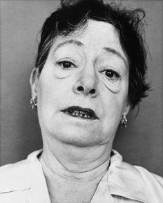 Dorothy Parker by Richard Avedon