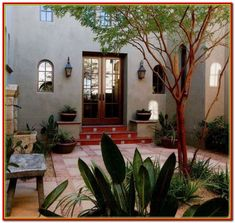 Traditional Courtyard Gardens | home Design Lover >>> Get this helpful article by going to the link at the image.