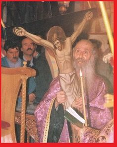 When Saint Iakovos Tsalikes Chose Not to Attend Holy Week and Easter Services Holy Friday, Holy Saturday, Holy Thursday, Miséricorde Divine, Becoming A Monk, Easter Service, Byzantine Icons, Orthodox Christianity, Holy Week