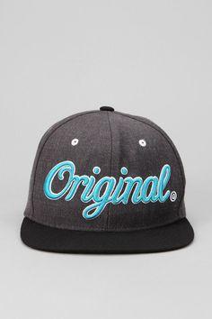 KR3W Original Snapback Hat  #UrbanOutfitters