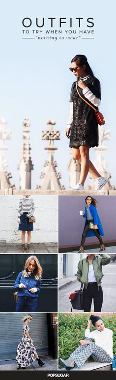 Need fashion inspiration for the new year? Here are some outfits you have to try!