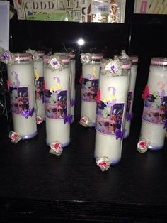 Cemetery Memorial Decorations Candles To Celebrate The Memory Of Our Angels On Their 3rd Birthday