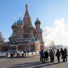 Russia!