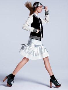Home Run: Varsity-Inspired Fashion   Teen Vogue