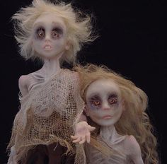 Ignorance and Want | Doll inspiration | Pinterest