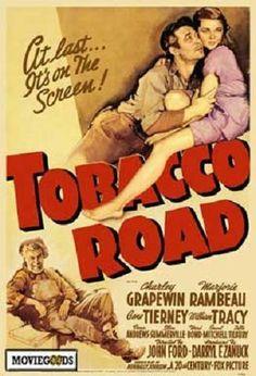 LA RUTA DEL TABACO (1941) -Parte 2/3-