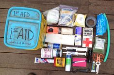 First Aid Kits - TrailMeister Barn Door Console, Barn Kits, Horse Grooming, Thing 1, Disposable Diapers, First Aid Kit, Horse Care, Show Horses, Survival Kit