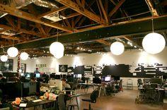 Gangplank coworking spaces