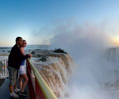 Iguazu Falls - T+L's Ultimate Adventure Travel Bucket List