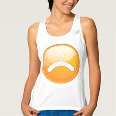 Dressing Room Sign Womens Active Tee Tank Tops