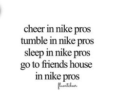 Nike and sport bras Cheer Quotes, Cheer Sayings, Sports Shoes For Girls, Cheer Workouts, Men's Health Fitness, Cheer Outfits, Sports Wallpapers, Gymnastics Girls, Cheerleading
