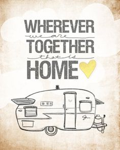 to put up in their camper!