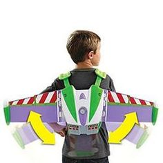 Buzz Lightyear Deluxe Action Wing Pack