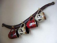 Western Decor Antique Horse Hames with Hooks | eBay