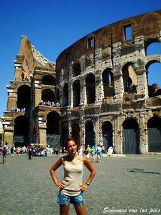 Coliseo, Italia