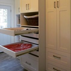 Laundry Solutions, Laundry Design, Spaces, Cabinet, Storage, Furniture, Home Decor, Clothes Stand, Purse Storage