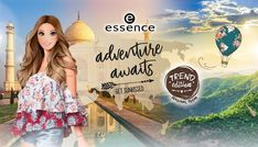 Essence Adventure Awaits Get Sunkissed - Beauty, Fashion, Lifestyle and more...