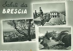 BRESCIA - Panorama - Anni '60