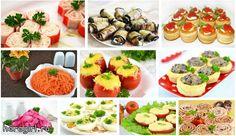 ТОР - 10 Рецептов приготовления замечательных закусок