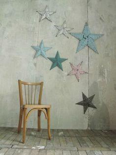 ¿Qué tienen la estrellas?