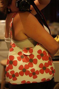 Phoebe bag - with free pattern
