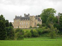 francia Castillo de Airth