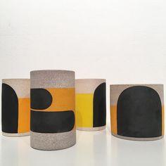 Amazing new tumblers pots and vases in from @pawenastudio #ceramics #pottery #handmade #oakland #lakemerritt