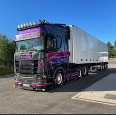 Scania V8, Trailers, Trucks, Vehicles, Style, Heavy Equipment, Swag, Hang Tags, Truck
