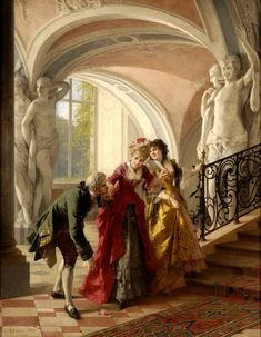 Ritter Ivanhoe Artwork by Otto Erdmann Classic Paintings, Old Paintings, Beautiful Paintings, Victorian Paintings, Victorian Art, Art Ancien, Classical Art, Old Art, Oeuvre D'art