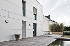 EQUITONE Facade Panels: Luxembourg - Weimerskirch - Appartements