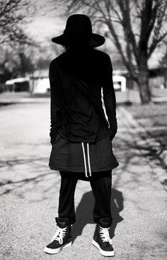 Visions of the Future: rick owens  | macabre | high fashion | goth | editorial | dark fashion