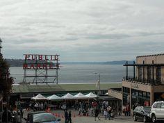 Pike Place Market -
