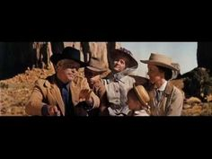 """""""How the West Was Won"""" (1962) --- the grand finale. No matter how many times I see this finale, I get goosebumps and teary."""